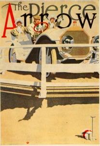 1913 Pierce Arrow