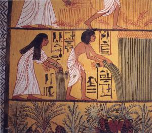 Egyptian tomb ptg