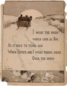 Guerin I wish the moon