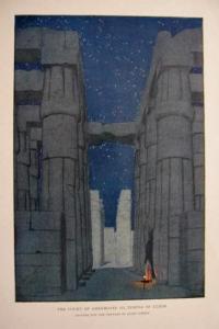 court of Amenhotep III