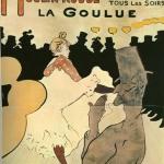 1891 Moulin Rouge - La Goulue