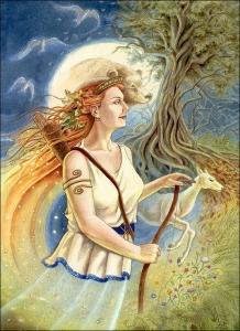 Artemis Lisa Hunt Art dot com