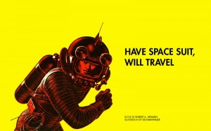 Have Space Suit Will