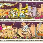 Macy Parade puzzle