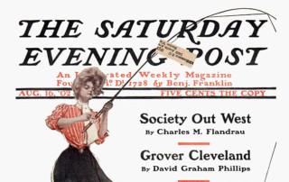 Saturday Evening Post August 16, 1902