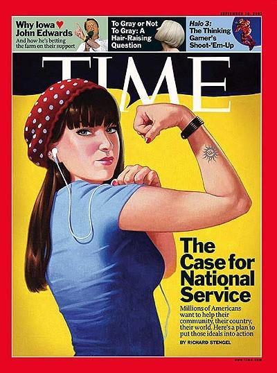 Shreyas Time Magazine