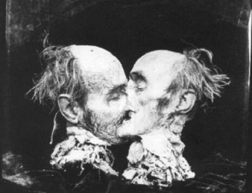 The Beauty on the Ugly The Kiss Joel-Peter Witkin