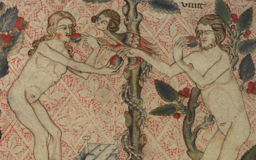 The Holkham Bible Picture Book 1327–40 London, British Library