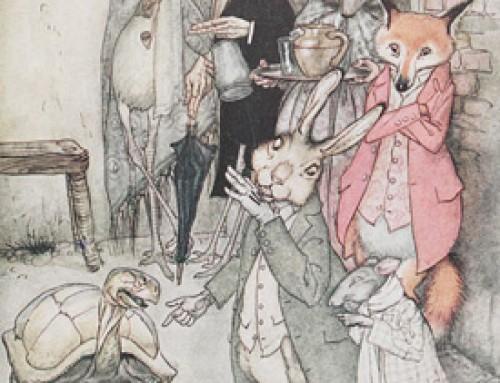 Anthropomorphism in Children's Picture Books