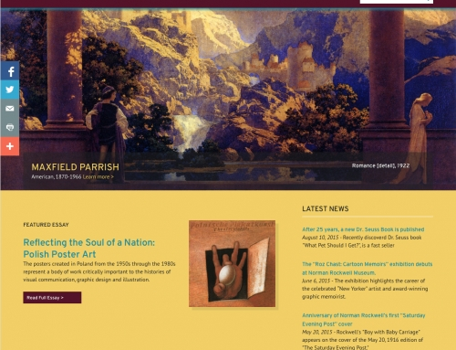 Museum Debuts New Online Illustration History Resource