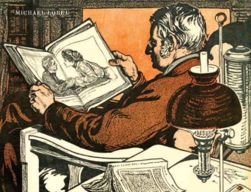 2011 Rockwell Center Scholar, Michael Lobel Awarded the 28th Annual Eldredge Prize for His Book John Sloan: Drawing on Illustration