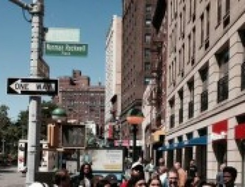 Norman Rockwell has  a New York City street in his name