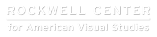 The Rockwell Center for American Visual Studies Logo