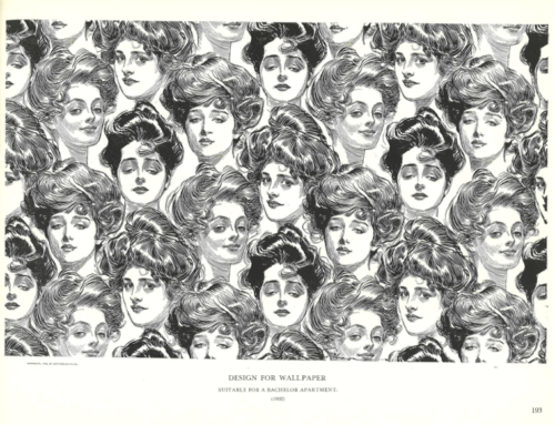 Camille Clifford: The 'Gibson Girl' Promise Fulfilled