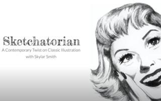 Sketchatorian Logo